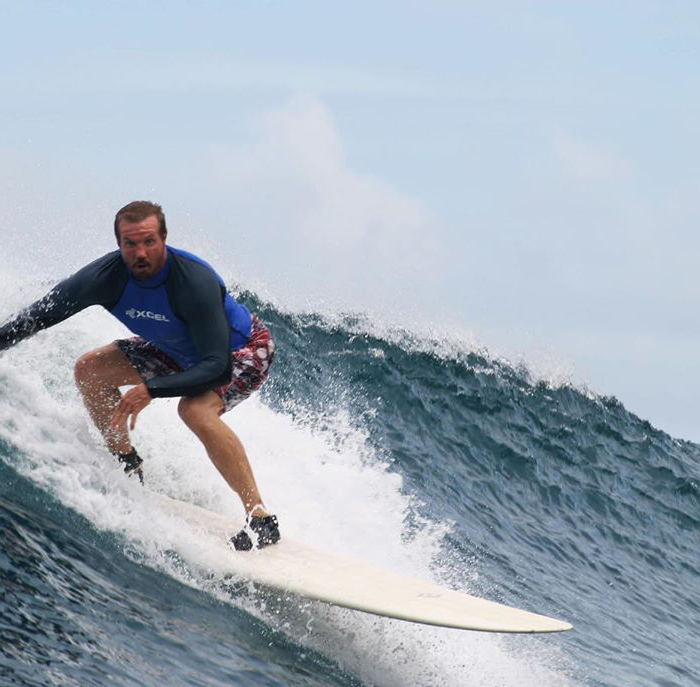Surf's Up in Costa Rica