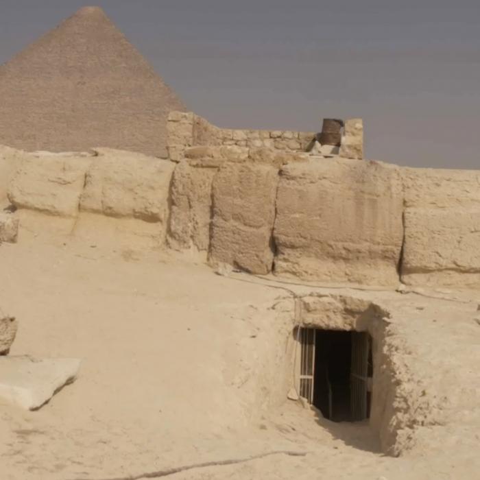 The Crypt of Osiris
