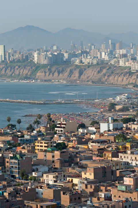 Cage Fighting in Peru