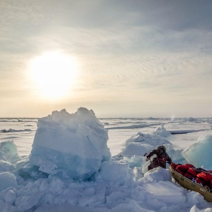 Wedding at the North Pole