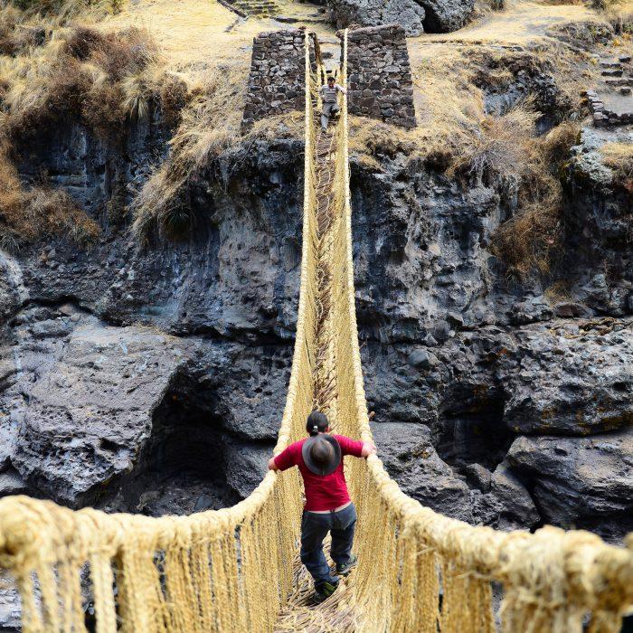 Last Incan Bridge